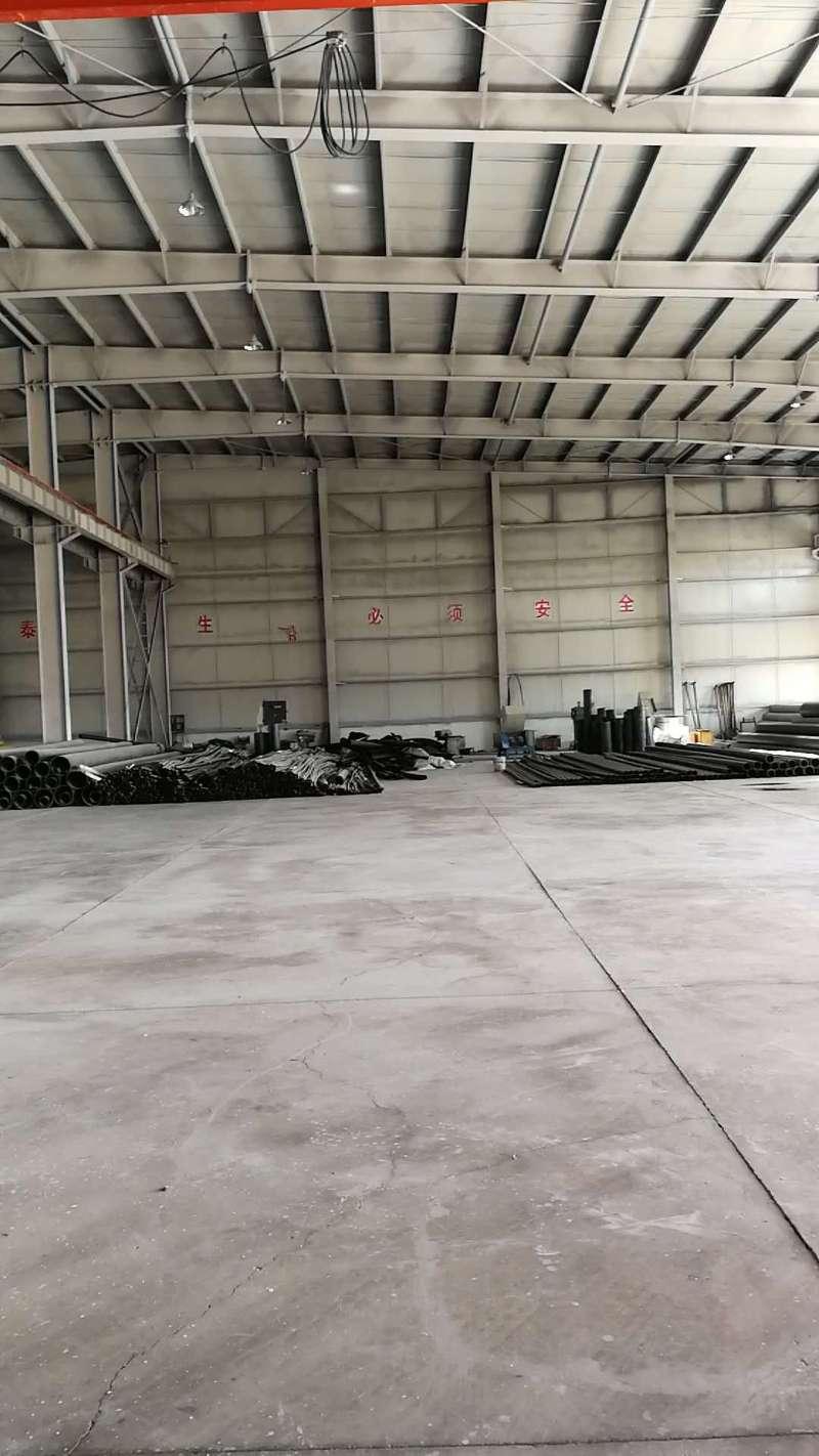 伊犁金科管业有限公司 钢结构万博man涂料工程建筑面积15000平方米
