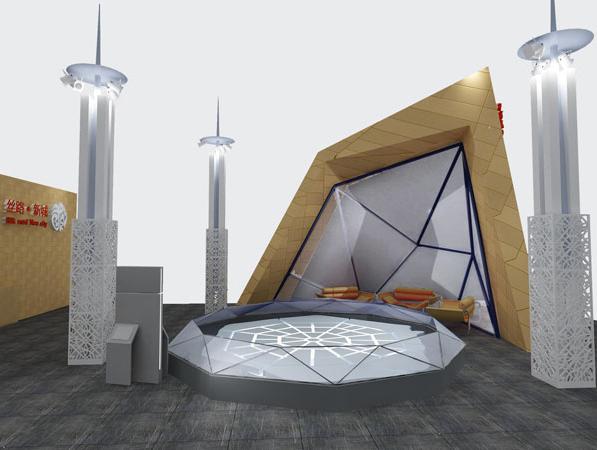 新疆博物馆展示设计