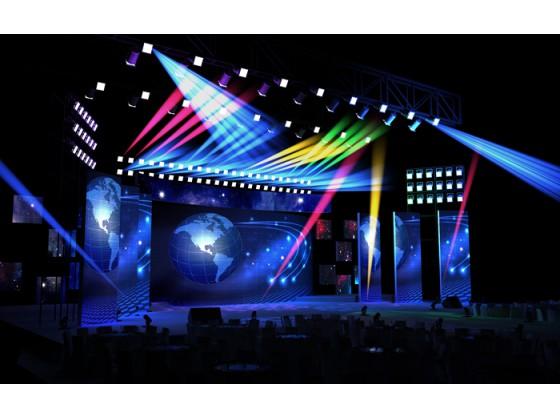 新疆舞台设计搭建