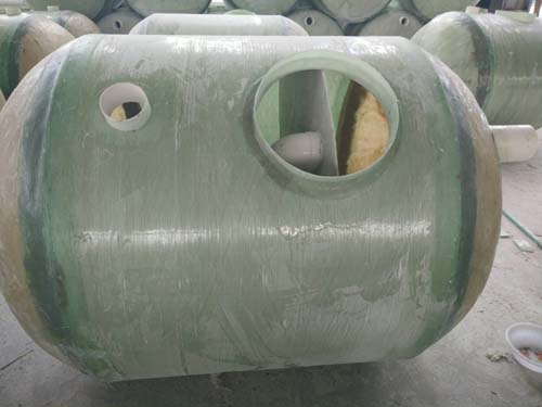新疆一体化玻璃钢化粪池