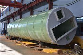 玻璃钢一体化泵站厂家