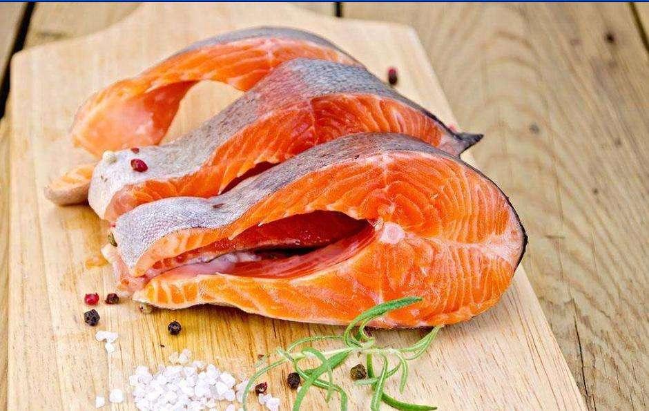 挪威 三文鱼