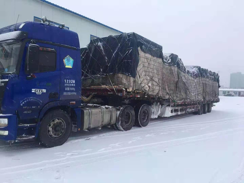 散货零担货物运输