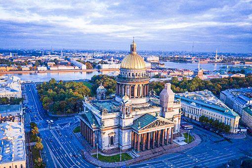 圣彼得堡旅游这些地方你不去就亏了