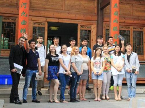 中亚五国留学