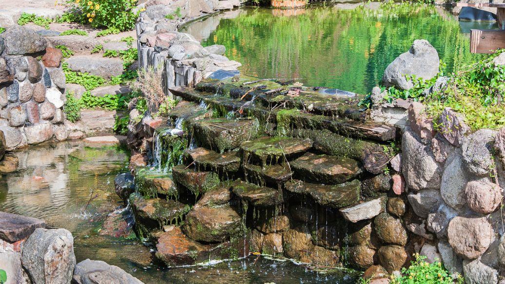 假山水系制造