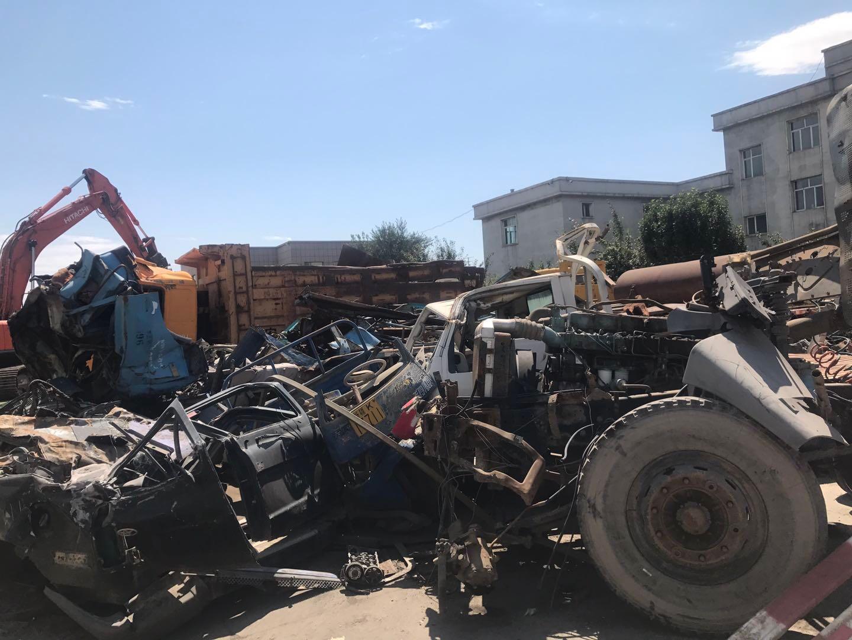 工程车回收服务