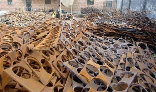 废钢丝绳回收