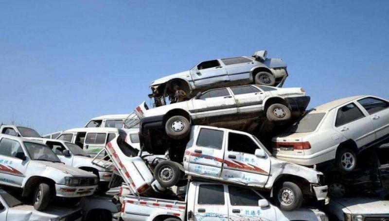 二手事故车回收