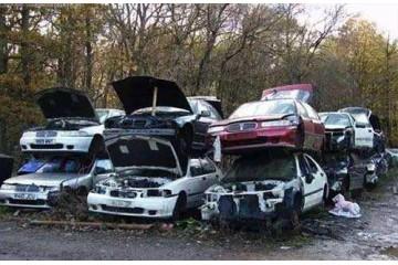 事故残值车回收