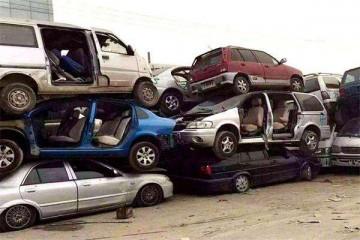 事故大卡车回收