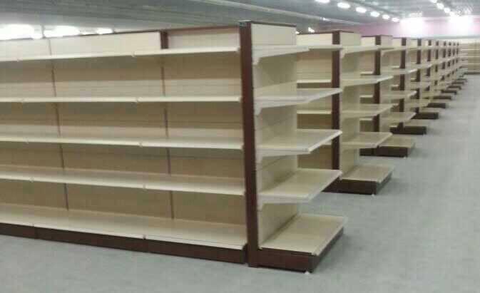 新疆药店货架定做厂家仓库最常用的仓储货架规划和整体布局方法
