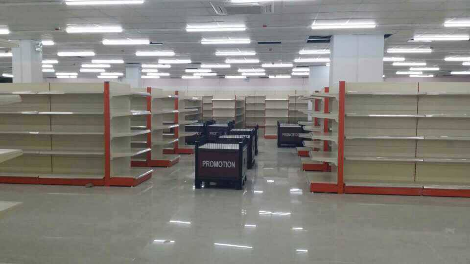 超市货架7