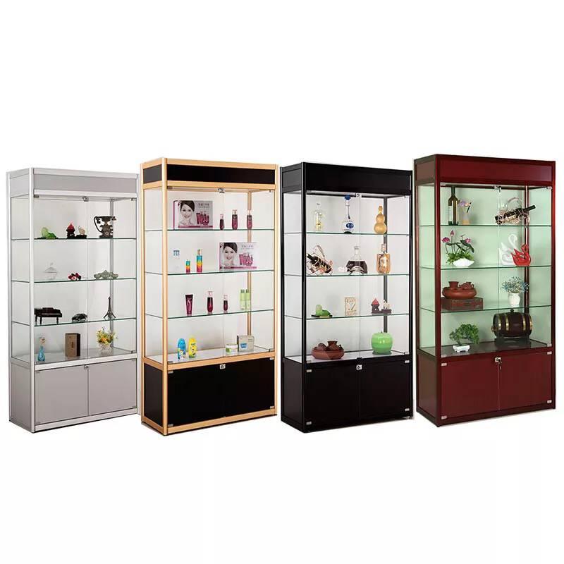 化妆品展柜3