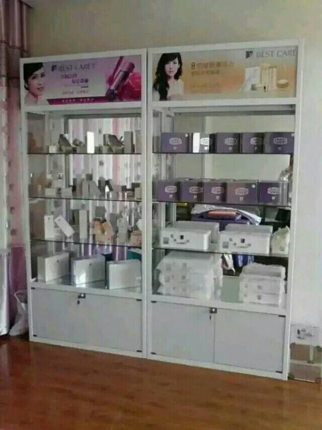化妆品展柜6