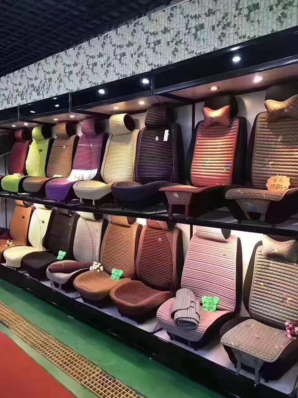 汽车座椅汽车用品展柜16