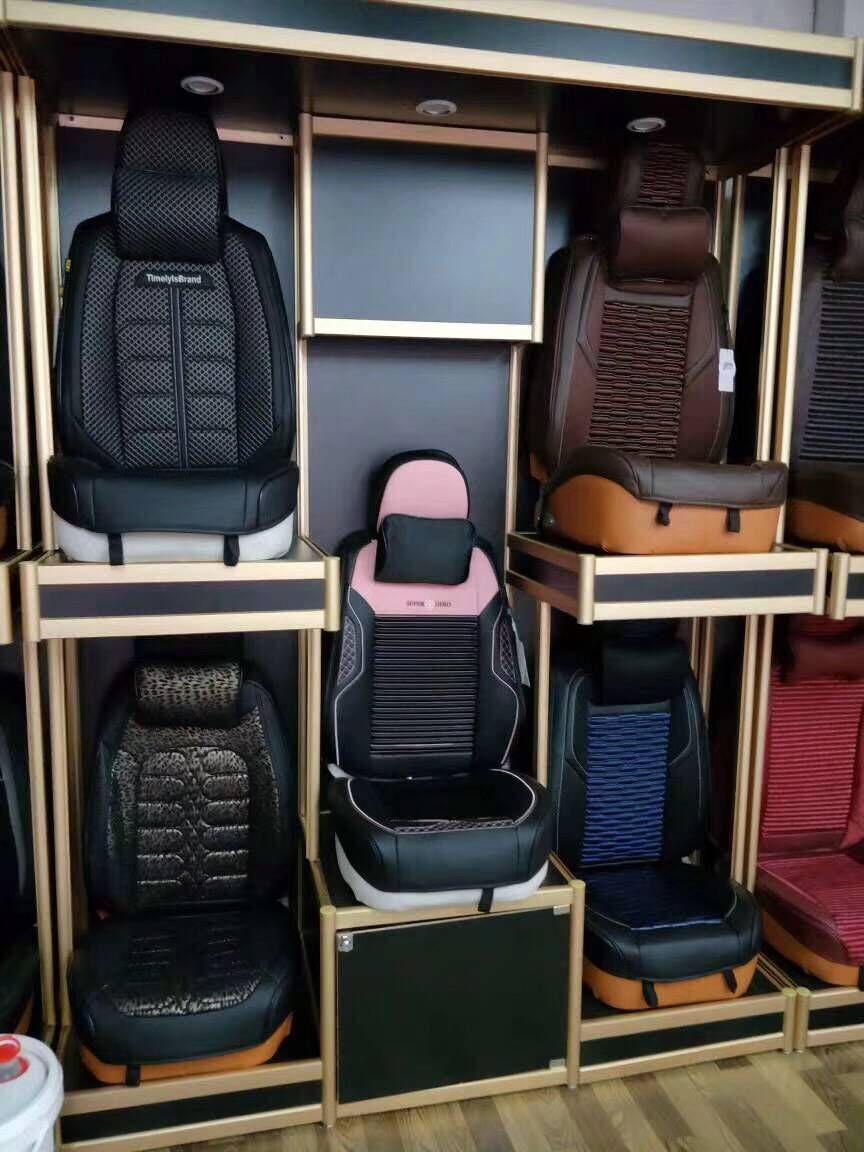 汽车座椅汽车用品展柜18