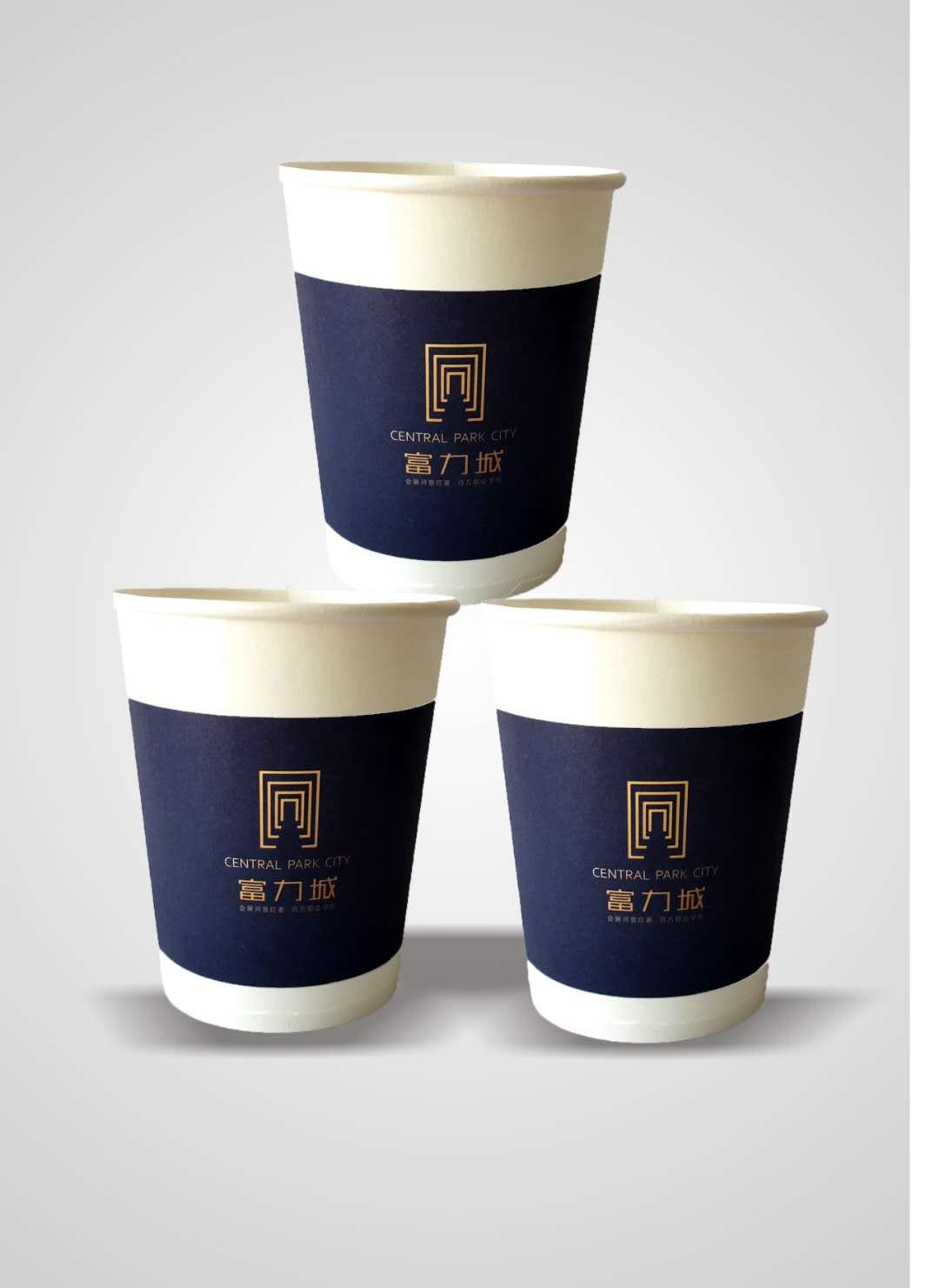 纸杯广告彩印