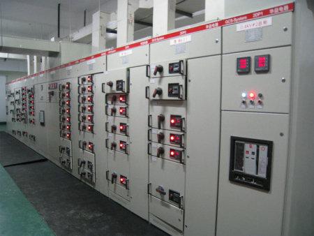 高低压配电柜安装