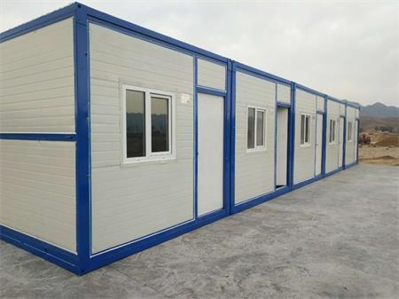 折叠式集成房屋