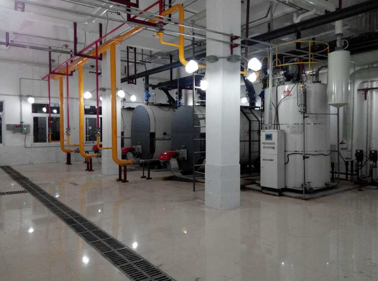 新疆燃气真空热水锅炉