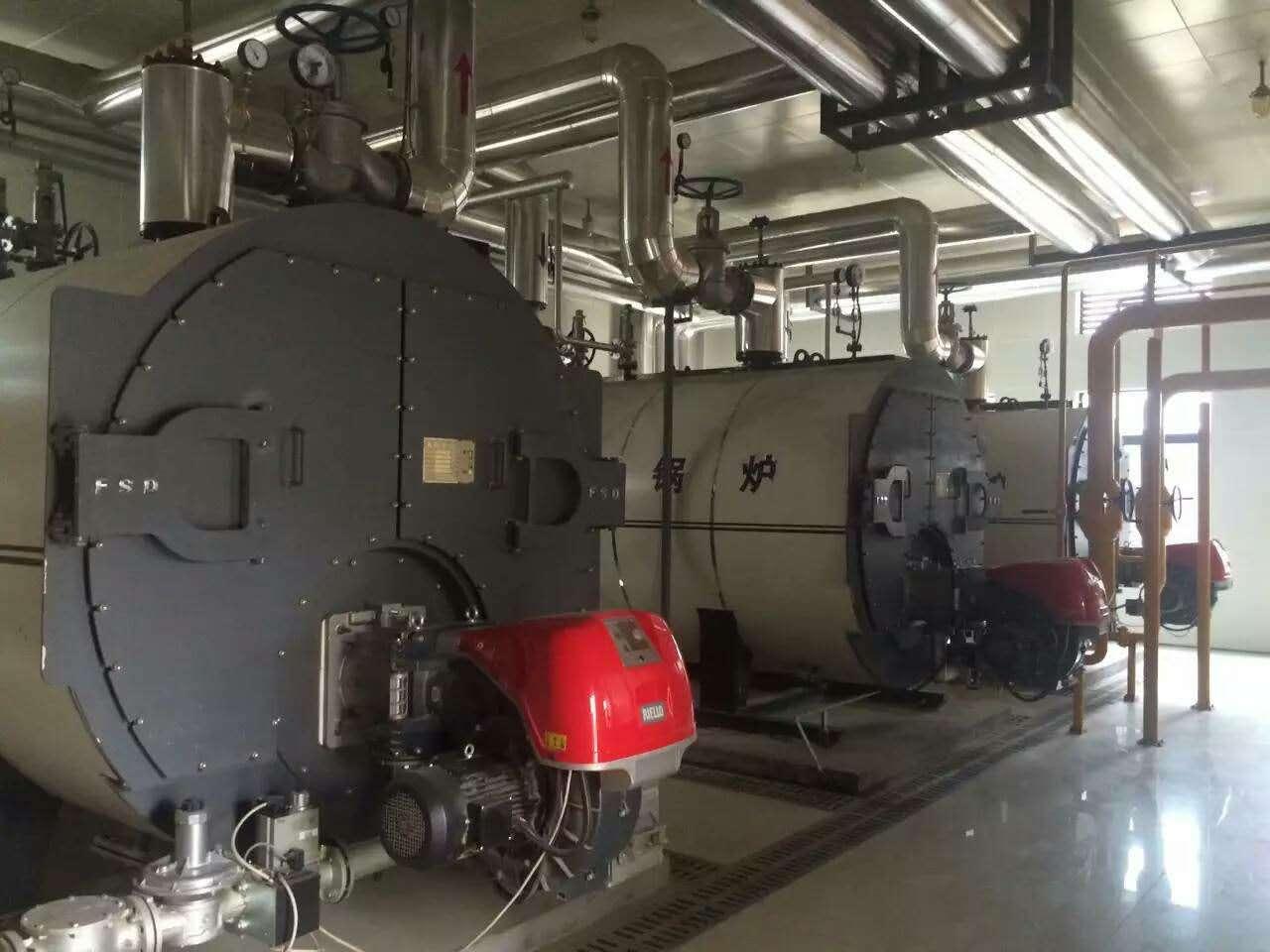 燃气热水锅炉.