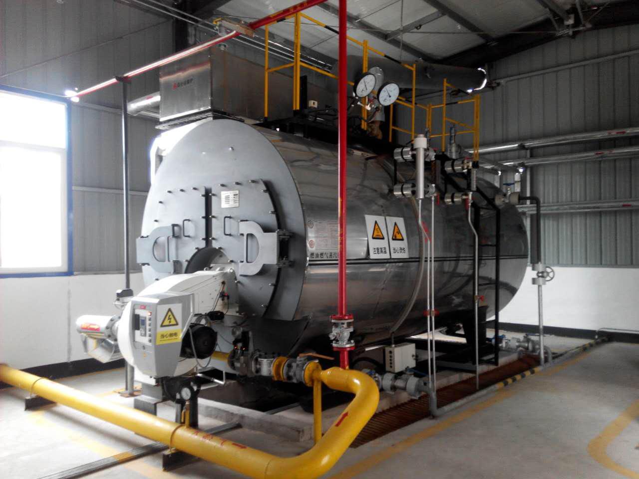 低氮锅炉.