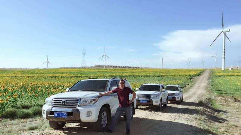 新疆租车旅游
