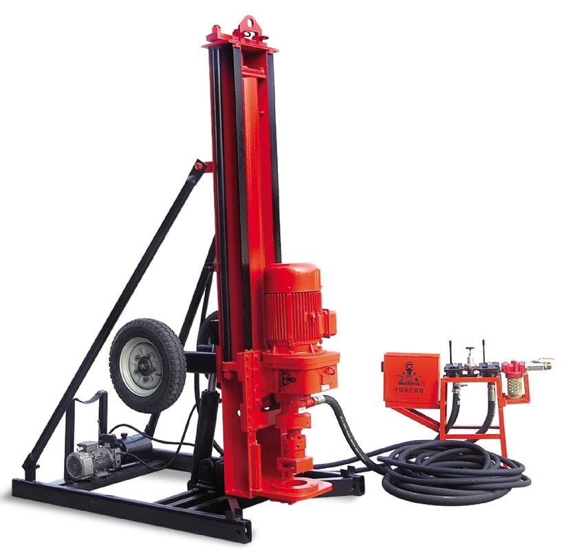 KQD165B型电动潜孔钻机
