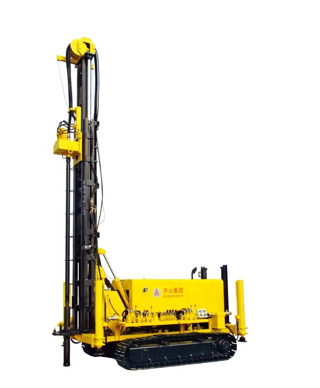 KW20车载型地热水井多功能钻机