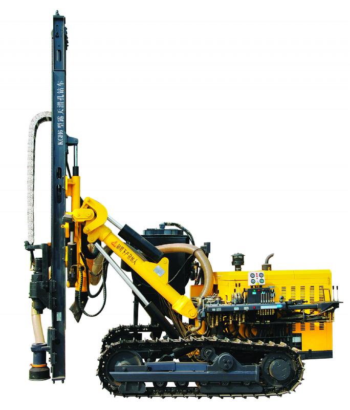 KGH6型高风压履带式潜孔钻车