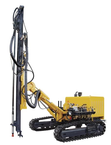 KG925型中风压履带式潜孔钻车