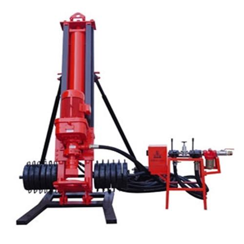 KQD145B型电动潜孔钻机