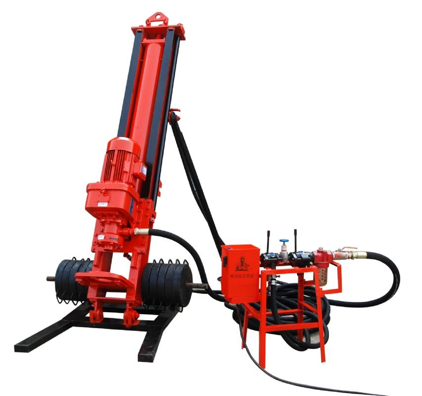 KQD150B型电动潜孔钻机