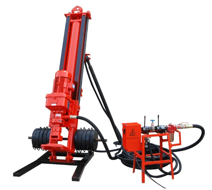 KQD155B型电动潜孔钻机