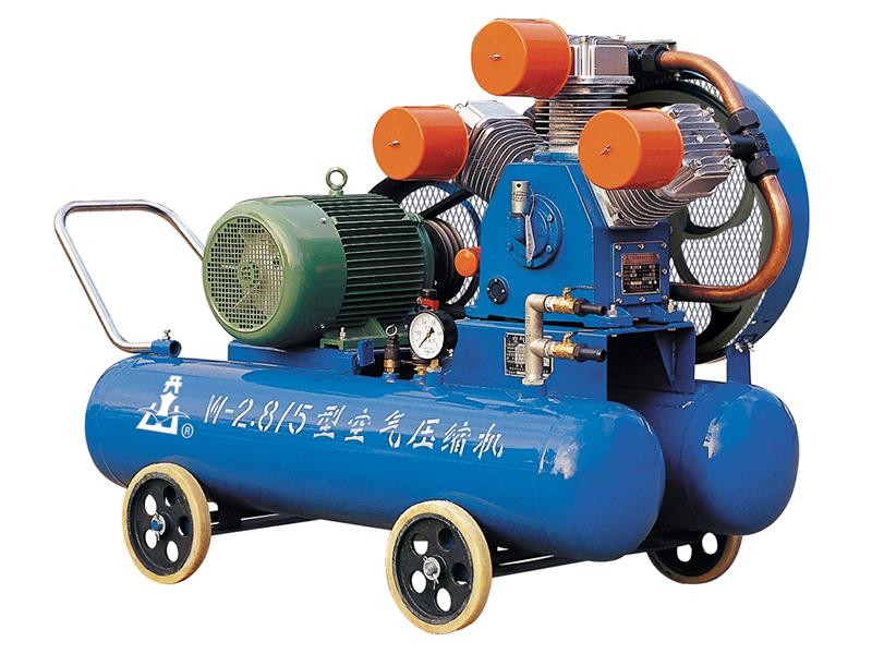 矿山及工程用活塞式柴油系列空气压缩机