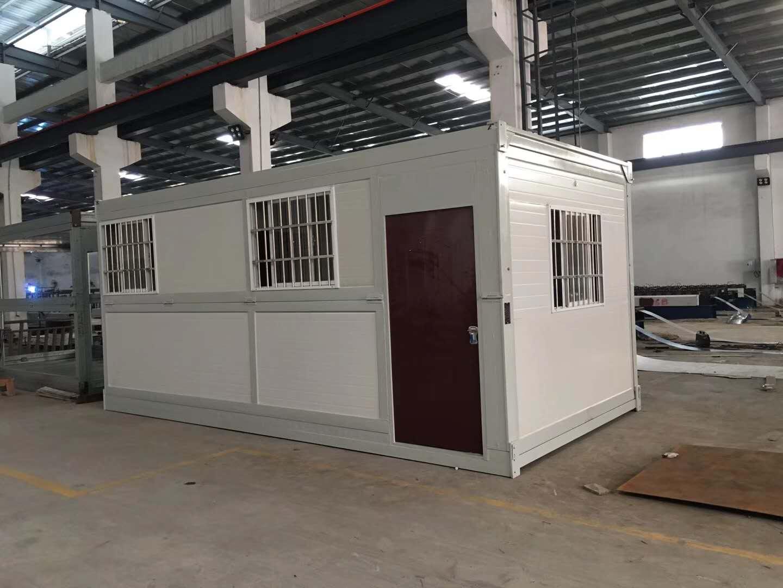 乌鲁木齐折叠集装箱房屋