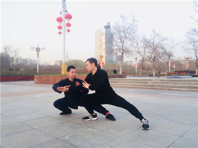 新疆陈家沟太极拳