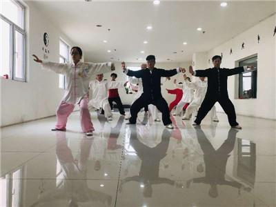 新疆太极拳培训学校