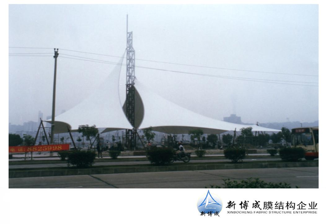 广场设施 1