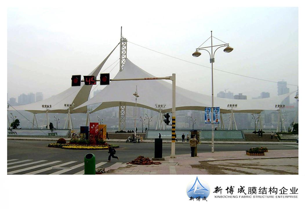 广场设施 4