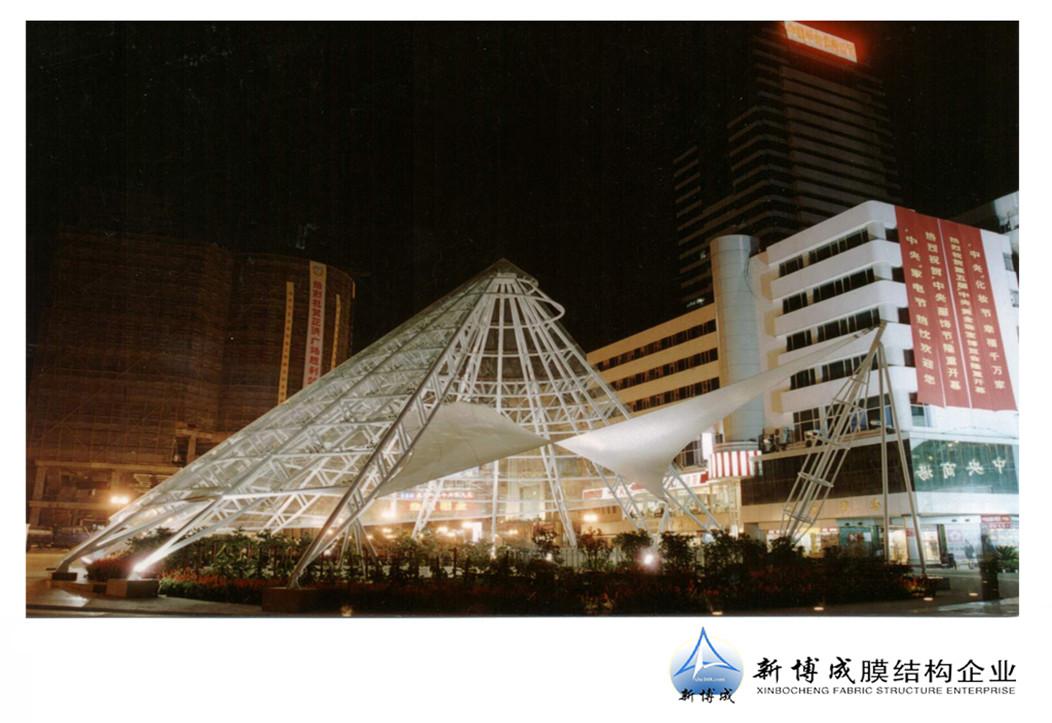 广场设施 8