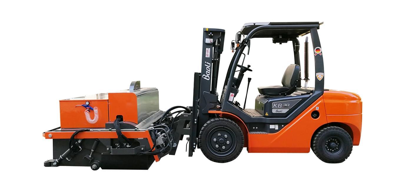 KB30-Q 工程扫地车