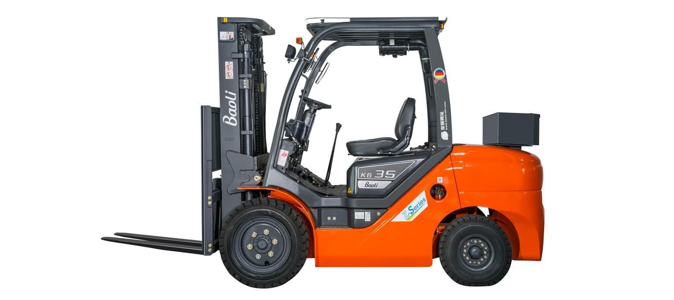 3.5吨 内燃平衡重式叉车 租赁型
