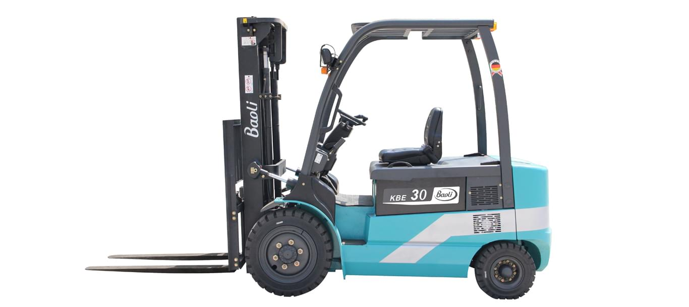 3.0吨 蓄电池平衡重式叉车