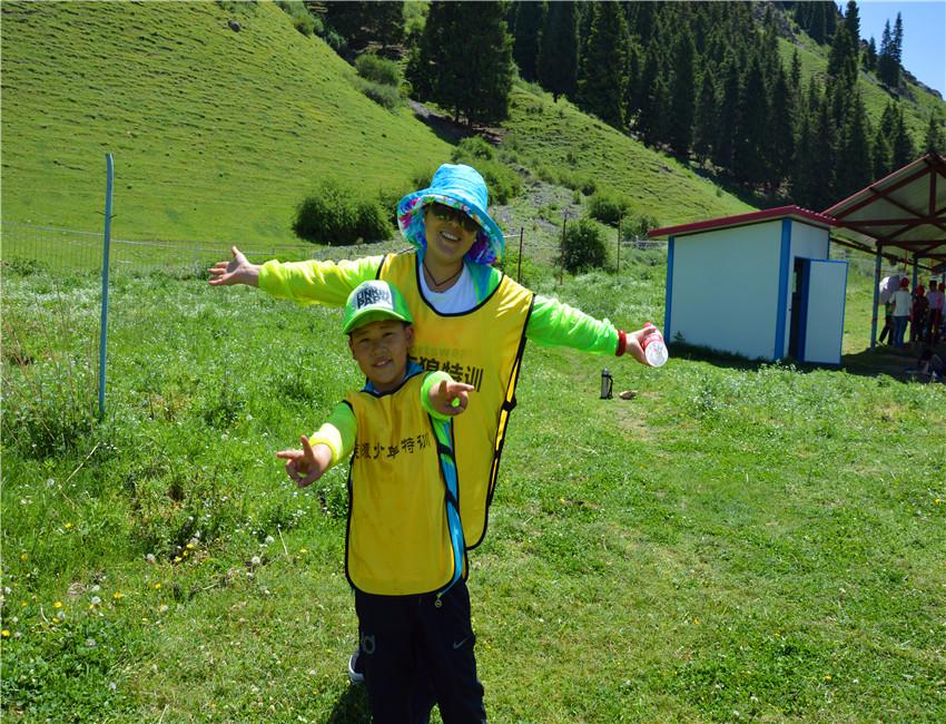 新疆亲子户外活动