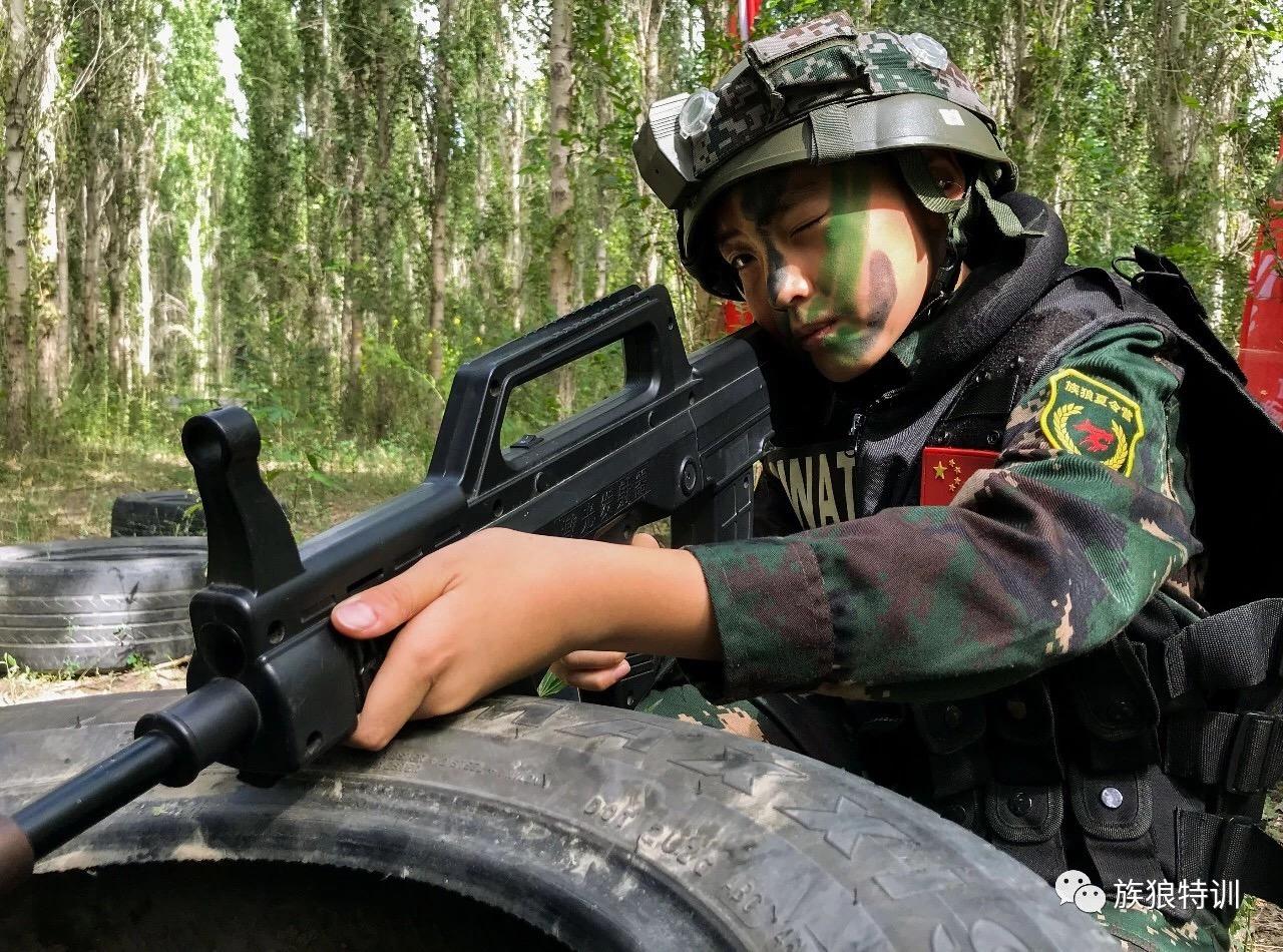 新疆军事夏令营