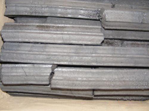 高温机制木炭