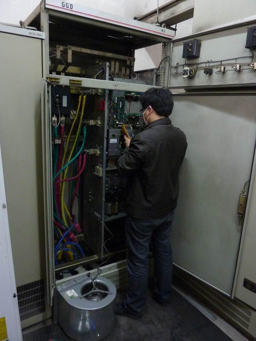 变频器维修检测