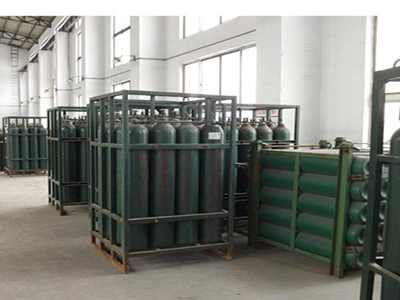 新疆高纯工业气体